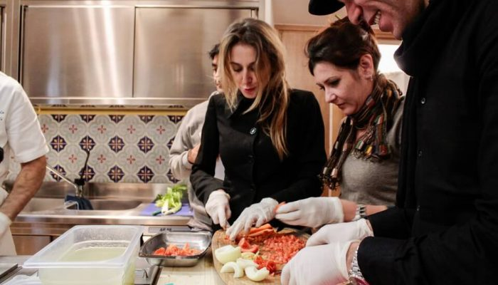 7 days cooking vacation in italy