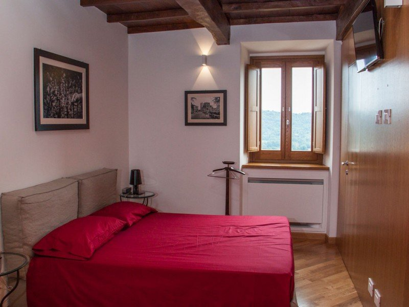 Stylish refined rooms with a stunning view on the valley - Roman countryside stay