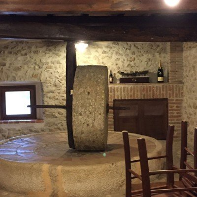 Discover how Extra-virgin Olive Oil was made for centuries at an old mill - Culinary Tours in Italy