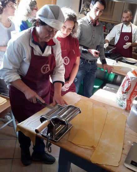 Learn together to make several kind of Italian Pasta recipes - Cooking classes in Italy