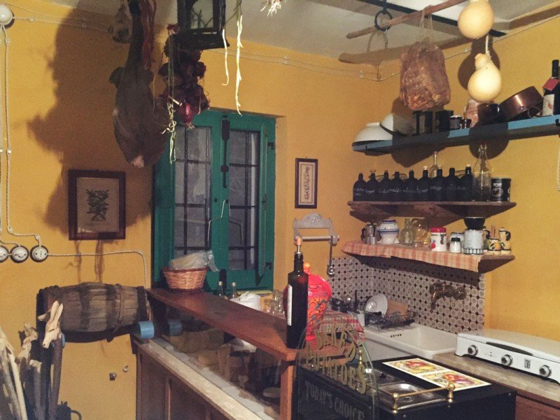 Have the best home-made Italian cheese at an old-time Osteria - Food Excursions outside Rome, Italy