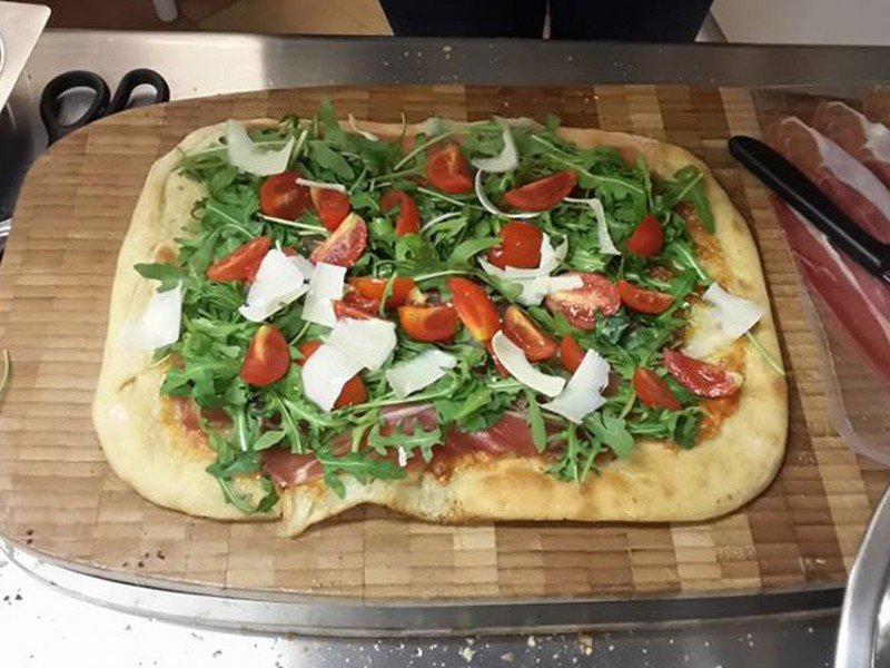What is your favorite Italian Pizza topping? - Pizza Cooking School in Italy